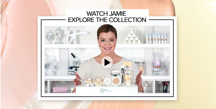 WATCH JAMIE EXPLORE THE COLLECTION